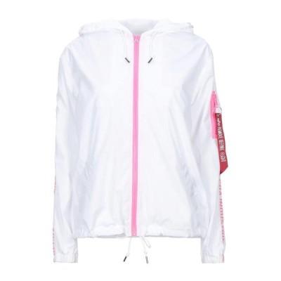 ALPHA INDUSTRIES アルファ インダストリー ブルゾン  レディースファッション  ジャケット  ブルゾン、ジャンバー ホワイト
