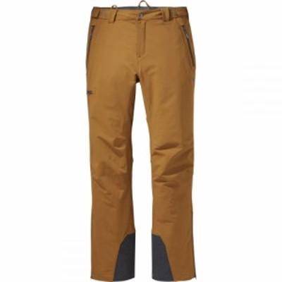 アウトドアリサーチ Outdoor Research メンズ ハイキング・登山 ソフトシェル ボトムス・パンツ Cirque Softshell Pant Saddle