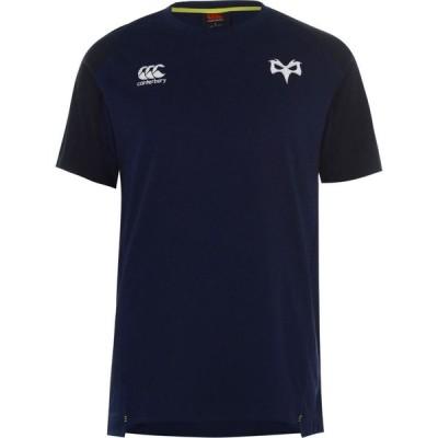 カンタベリー Canterbury メンズ Tシャツ トップス Ospreys 2019 Short Sleeve T Shirt Navy Blazer