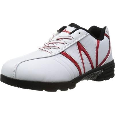 [ウィルソン] ゴルフシューズ WSSL-1450 メンズ ホワイト 25.5 cm 3E