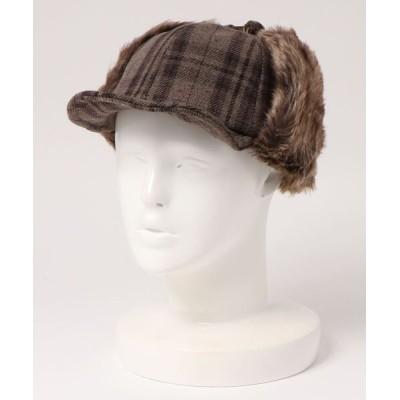 Samansa Mos2 / 柄アソートフライトキャップ WOMEN 帽子 > キャップ