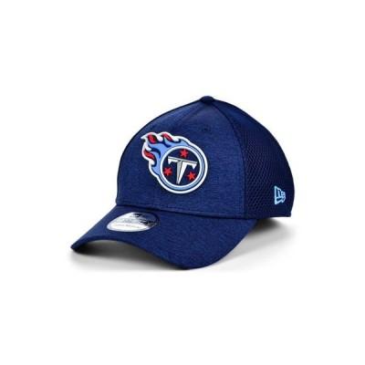 ニューエラ レディース 帽子 アクセサリー Tennessee Titans Shadow Tech Rubber Neo 39THIRTY Cap