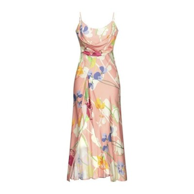 AINEA チューブドレス  レディースファッション  ドレス、ブライダル  パーティドレス ピンク