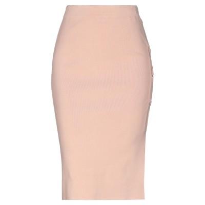 MARCIANO ひざ丈スカート ローズピンク XS レーヨン 86% / ナイロン 12% / ポリウレタン 2% ひざ丈スカート