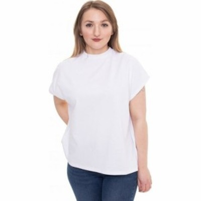 ノイズィーメイ Noisy May レディース Tシャツ トップス - Hailey Bright White - T-Shirt white