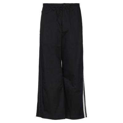 ワイスリー Y-3 パンツ ブラック XS コットン 97% / ポリウレタン 3% / オーガニックコットン パンツ