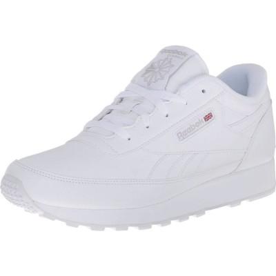 リーボック Reebok レディース スニーカー シューズ・靴 Classic Renaissance White/Steel