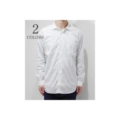 シュガーケーン 長袖 ワークシャツ SUGAR CANE FICTION ROMANCE 100/2 COTTON WORK SHIRT SC28091