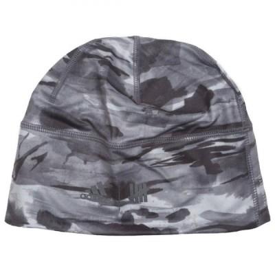 アディダス Adidas ユニセックス ニット アンディフィーテッド ビーニー 帽子 x Undefeated Running Beanie black/reflective utility black/shift grey