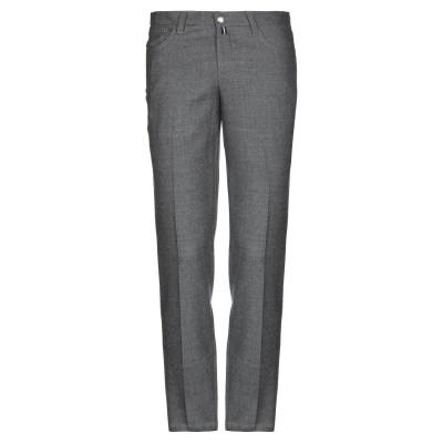 DANDI パンツ グレー 46 ウール 98% / 指定外繊維(その他伸縮性繊維) 2% パンツ