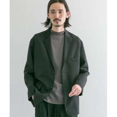 (URBAN RESEARCH/アーバンリサーチ)【予約】WOOL STRETCH COMFORT JACKET/メンズ BLACK