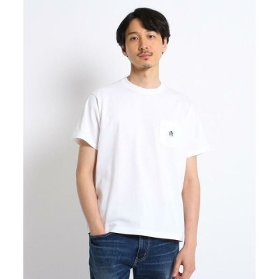 TAKEO KIKUCHI / タケオキクチ 【Sサイズ〜】クラシックワンポイント ポケットTシャツ