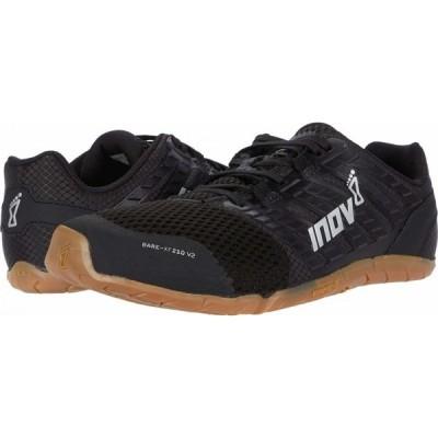イノヴェイト inov-8 レディース シューズ・靴 Bare-XF 210 V2 Black/Gum