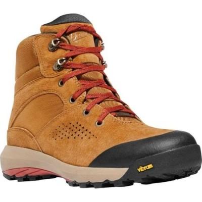 ダナー Danner レディース ブーツ シューズ・靴 Inquire Mid 5' Waterproof Boot Brown/Red/Textile