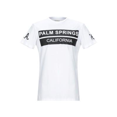 PMDS PREMIUM MOOD DENIM SUPERIOR T シャツ ホワイト M コットン 100% T シャツ