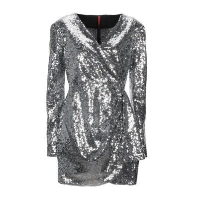 インペリアル IMPERIAL ミニワンピース&ドレス シルバー M ポリエステル 100% ミニワンピース&ドレス