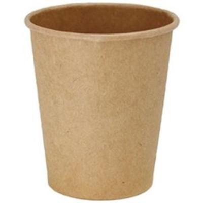 まとめ買い アートナップ 未晒しペーパーカップ 150ml 1パック(100個)【×10セット】 [代引不可][▲][TP]