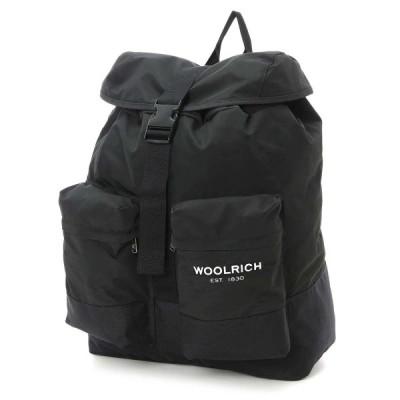 ウールリッチ WOOLRICH バックパック 3L LOGO BACKPACK ブラック メンズ cfwoba0018mr-ut2049-blk