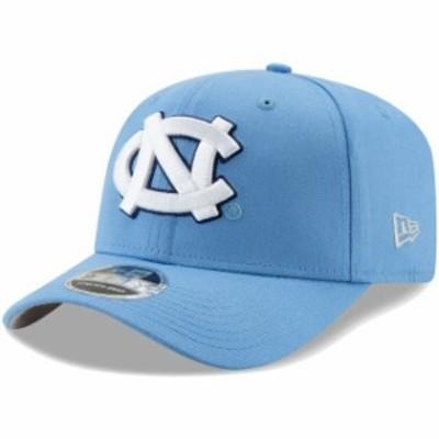 New Era ニュー エラ スポーツ用品  New Era North Carolina Tar Heels Carolina Blue Callout 9FIFTY Stretch Snap Adjustab