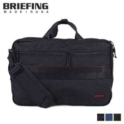 ブリーフィング BRIEFING バッグ 3way ブリーフケース リュック ビジネスバッグ メンズ M3 LINER ブラック ネイビー オリーブ 黒 BRF2992