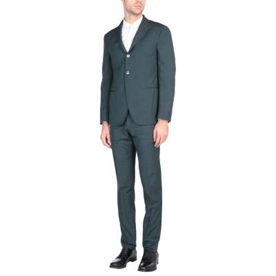 ザ ジジ THE GIGI スーツ ディープジェード 52 バージンウール 51% / コットン 49% スーツ