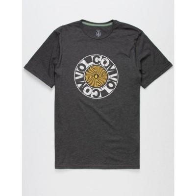ボルコム VOLCOM メンズ Tシャツ トップス Vortexsphere T-Shirt HTBLK