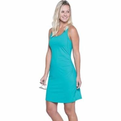 トードアンドコー Toad and Co レディース ワンピース ワンピース・ドレス Aquaflex Dress Turquoise Cove