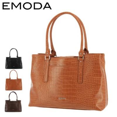 エモダ トートバッグ 横型 肩掛け A4 レディース  EM-9305 EMODA | 軽量 ビジネス