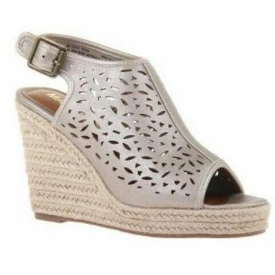 Madeline  ファッション サンダル Madeline Womens  Verve Espadrille Wedge Sandal