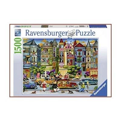 Ravensburger Sweet Dreams, 1500 Piece Jigsaw Puzzle Made【並行輸入品】