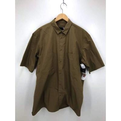 エイトン ATON オーバーサイズシャツ メンズ 6 中古 210102