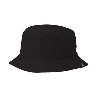 [センス オブ グレース] シンプルバケットハット ROGO PATCH BUCKET HAT ブラック 日本 FREE (FREE サイズ)