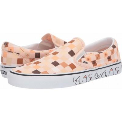 ヴァンズ Vans メンズ スニーカー シューズ・靴 x Breast Cancer Awareness Collab Sneaker Collection Nude Check/True White