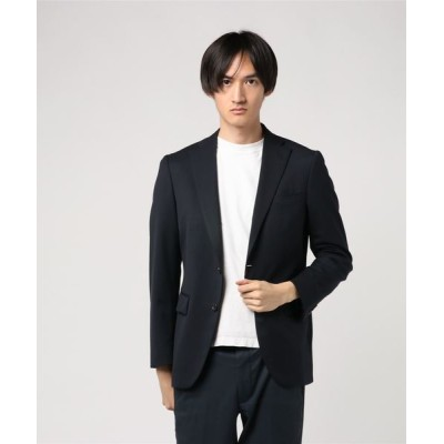 Perfect Suit FActory / TW2WAYストレッチ無地SETUPJK MEN ジャケット/アウター > テーラードジャケット