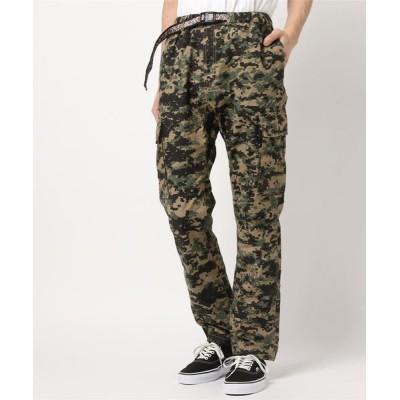 ALDIES / Military Cargo Pants / ミリタリーカーゴパンツ MEN パンツ > カーゴパンツ