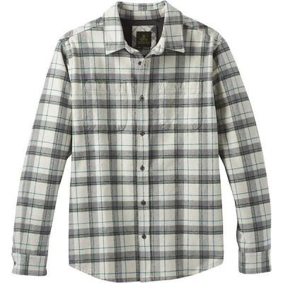 プラーナ シャツ メンズ トップス Prana Men's Brayden LS Flannel Shirt Winter