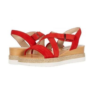 Kenneth Cole New York ケネスコールニューヨーク レディース 女性用 シューズ 靴 ヒール Jules Platform X Band - Red