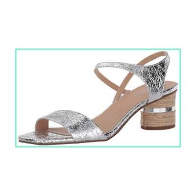 Franco Sarto womens Merryl Sandal Silver 8.5 M並行輸入品