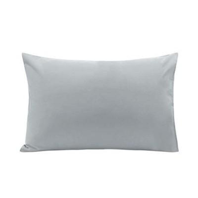 PiccoCasa 枕カバー マイクロファイバー 柔らかい ホテル品質 ピローケース 封筒式 シワなりにくい 吸汗 速乾 無地 人気 北欧