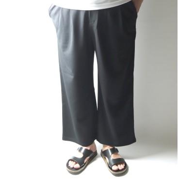 【フープディドゥ】 whoop-de-doo/フープディドゥ イタリアンレザーフットベットサンダル メンズ ブラック 25.5cm whoop'-de-doo'