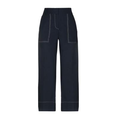 トゥルー ロイヤル TRUE ROYAL パンツ ダークブルー 44 コットン 95% / ポリウレタン 5% パンツ