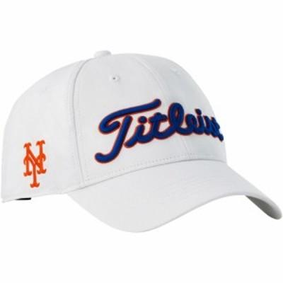 タイトリスト Titleist メンズ キャップ 帽子 New York Mets Performance Golf Hat