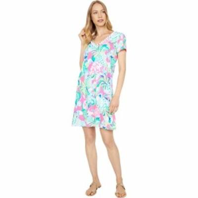 リリーピュリッツァー Lilly Pulitzer レディース ワンピース ワンピース・ドレス Etta Dress Multi Raise The Bar