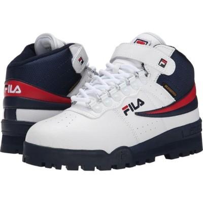 フィラ Fila メンズ スニーカー シューズ・靴 F-13 Weather Tech White/Fila Navy/Fila Red