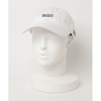 atmos / MALIBU SHIRTS WAIKIKI SURFBOARD TWILL CAP WOMEN 帽子 > キャップ