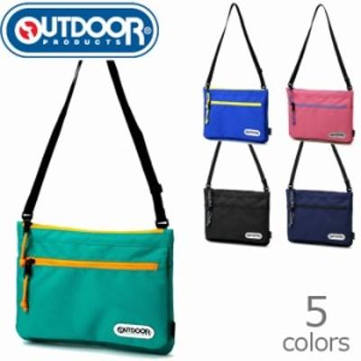 アウトドア OUTDOOR products サコッシュバッグ メンズ/レディース斜めがけバック 全5色 62316 ショルダー