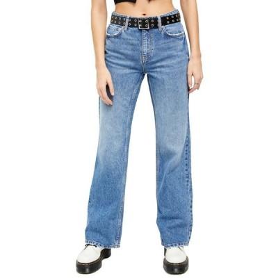 フリーピープル レディース デニムパンツ ボトムス Laurel Canyon Flared Jeans