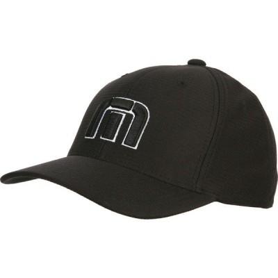 トラビスマヒュー 帽子 アクセサリー メンズ TravisMathew Men's B-Bahamas Golf Hat Black