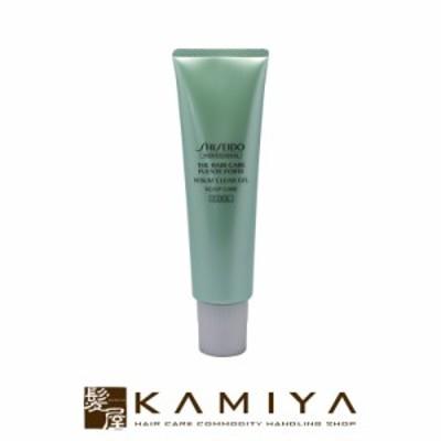 資生堂プロフェッショナル フェンテフォルテ シーバムクリアジェル クール 150g|shiseido ザヘアケア 頭皮用クレンジング 頭皮ケア ヘッ