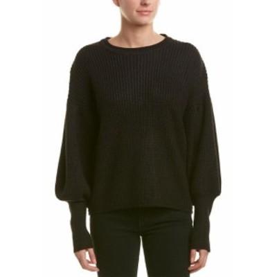 ファッション トップス Rd Style Bishop Sweater S Black